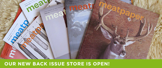 Meatpaper Issue 17 image
